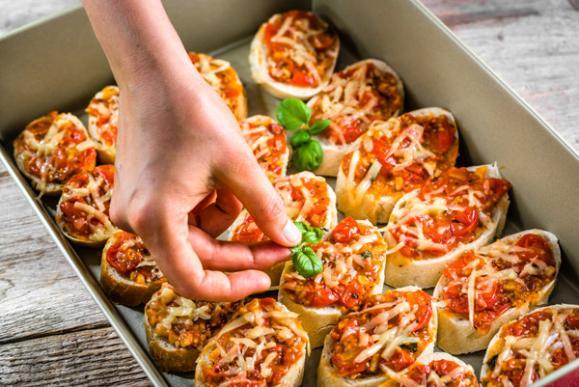 produits traiteur pizza